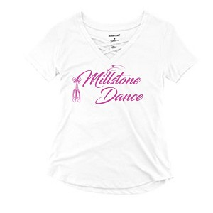 Millstone Dance - Boxercraft Caged Front Tee