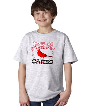 Newell CARES Apparel - T-Shirt