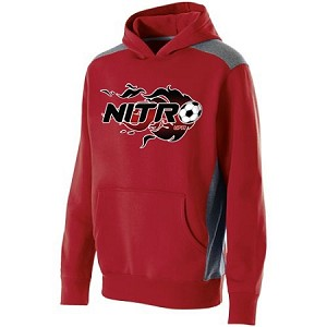 Youth Breakout Hoodie with Nitro Logo