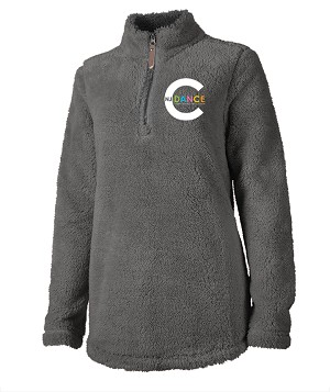 NJCOD Charles River Women's Newport Fleece Personalized with Embroidered Logo