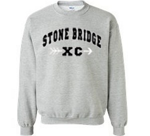 Stone Bridge Cross Country Crew Neck Sweatshirt
