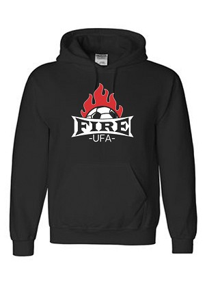 UFA Elite Hooded Sweatshirt