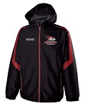 AHS Baseball - Charger Jacket with Embroidered Logo and Name on Front