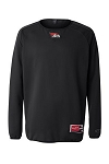AHS Baseball - Rawlings Long Sleeve Flatback Mesh Fleece Pullover