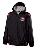 AHS Baseball - Collision Jacket with Embroidered AHS Baseball Logo on Front