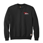 AHS - Carhartt ® Midweight Crewneck Sweatshirt with Embroidered logo