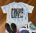 Pouge Life Tie Dye Tshirt by Just Peachy