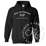 Rose Apothecary Hooded Sweatshirt